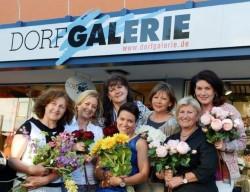 Mode fair produziert Dorfgalerie