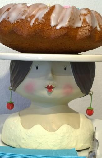 Edith - Hochzeit - Kuchenstand
