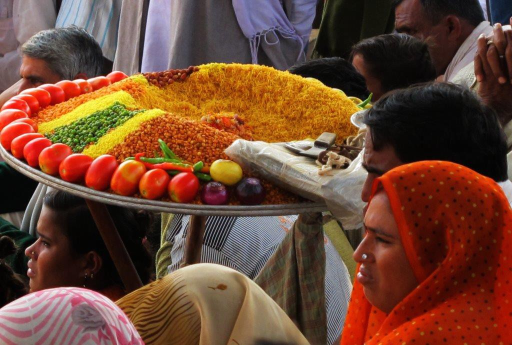 Mode-fair-produziert.de /gesundes Essen in Indien