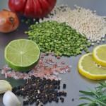 Indische Küche - Linsen