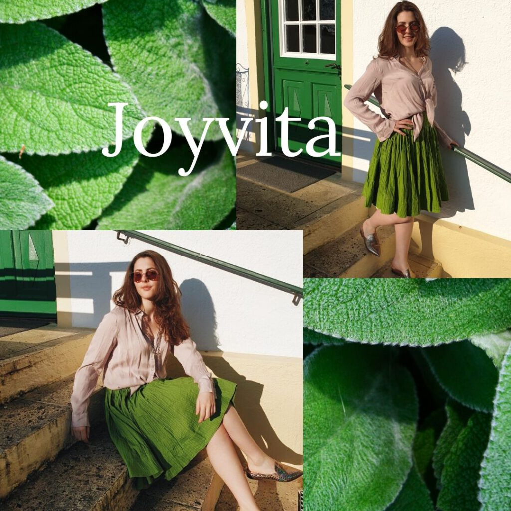 Joyvita Röcke Grün