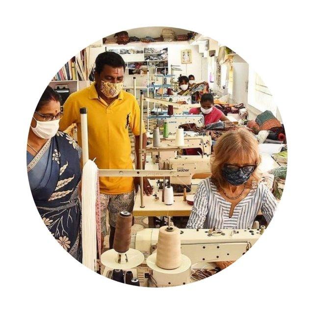 Joyvita weite Röcke - Nähstudio Indien