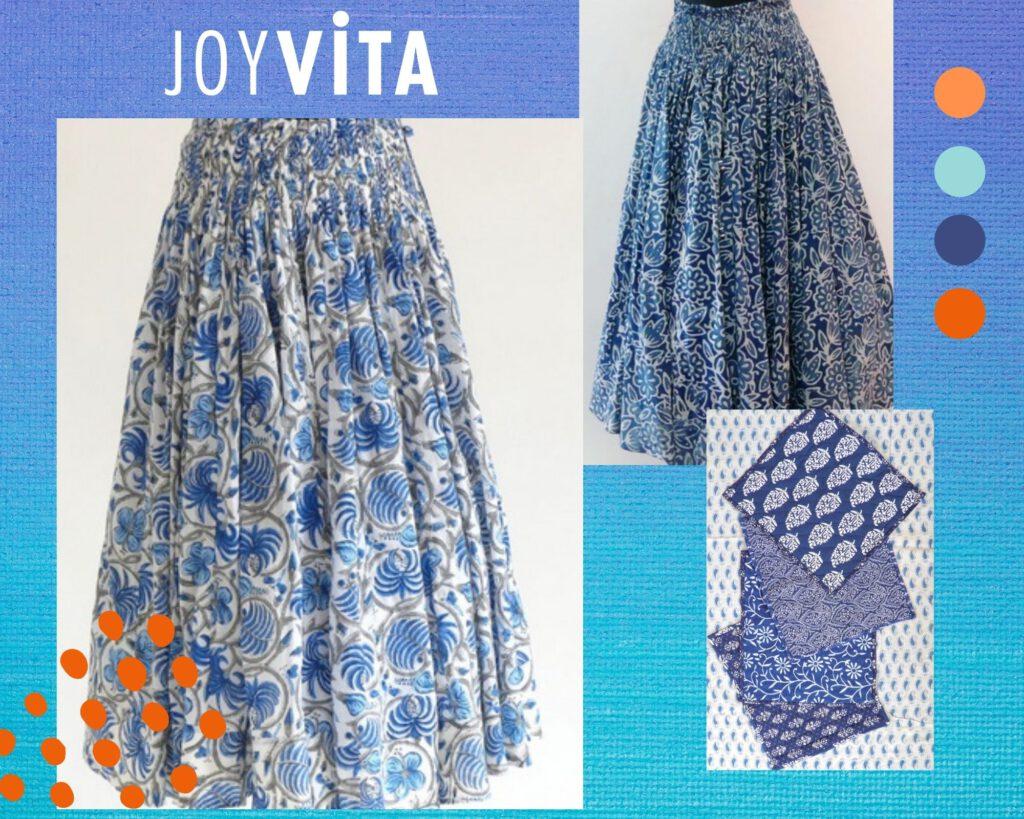 Joyvita Röcke Blau.