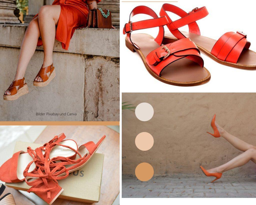 Joyvita Röcke und Schuhe