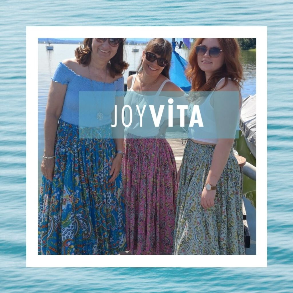 Joyvita Röcke - Wasserfarben